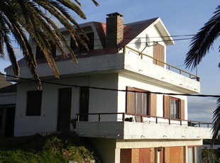 Casas En Alquiler Piriapolis - Punta Fria - Frente Al Mar!