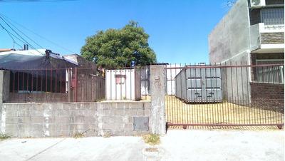 Terreno En La Teja C/ Galpón Metálico Y 4 Containers 40pies
