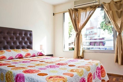 Alquiler Temporario Apartamento Punta Carretas, Exterior!!!