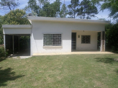 Dueño Alquila Confortable Casa En Balnerio Cuchilla Alta