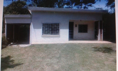 Alquilo Confortable Casa En Cuchilla Alta