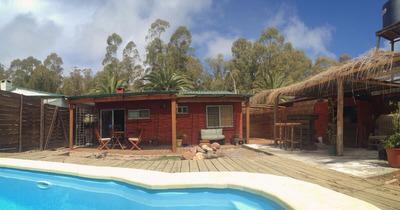 Casas A 2 Cuadras Y Media De La Playa!! Y Además Piscinas!!