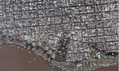 Casa A Reciclar 380mts Barrio Sur Financia / Permuta