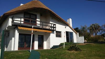 Alquilo Casa Punta Colorada En Frente Al Mar