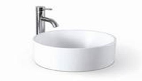 Bachas De Loza Para Baño:Bachas De Loza Ovaladas De Colores / Piletas Para El Baño – U$S 106