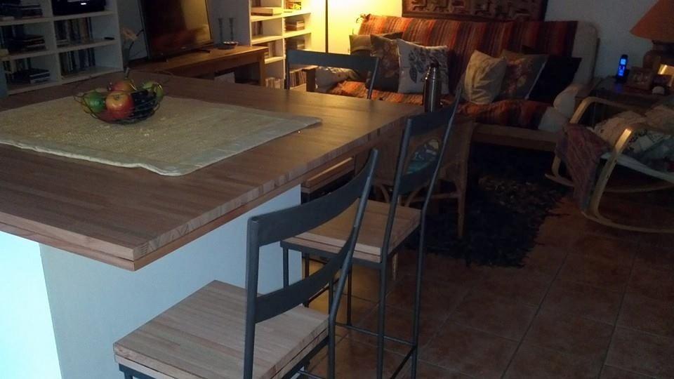 Fabrica Muebles Hierro Forjado,banqueta,decoracion Interior  $ 3990