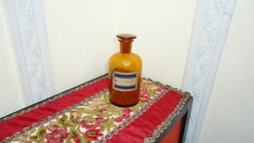 Decorar Baño Antiguo:Frasco Farmacia Antiguo Para Decorar El Baño Miralo – $ 450,00 en