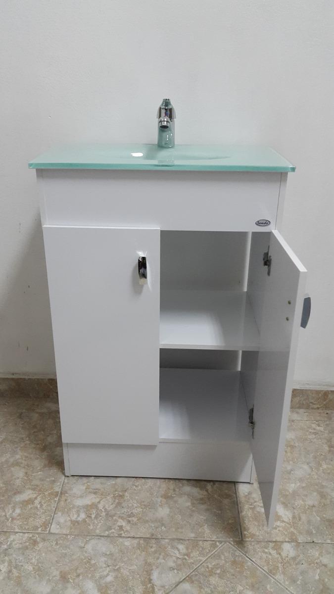 Ideas para decorar el ba o con material reciclado for Mueble bano 50 cm