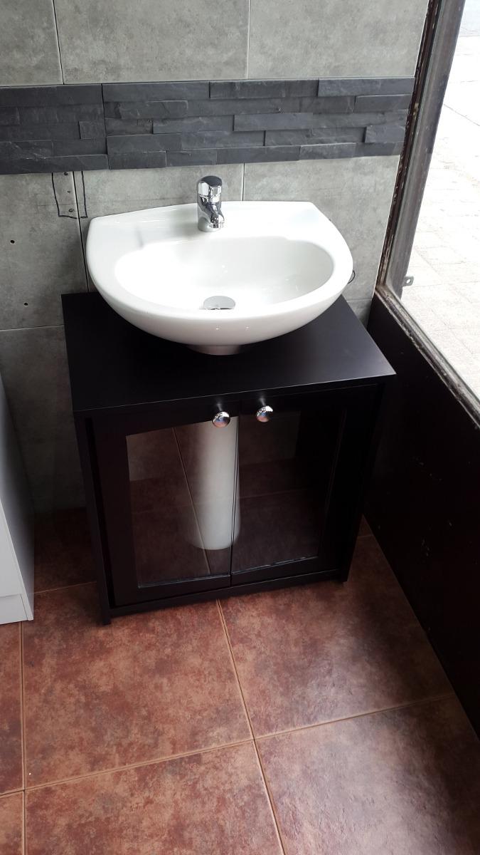 Mueble rustico rojo 20170907082659 - Mueble de bano rustico ...