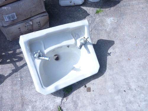 Griferia Para Baño En Mercado Libre:Pileta Inglesa Para Baño Con Griferia – $ 250,00 en Mercado Libre